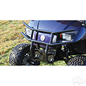 RHOX Brush Guard, Front Black Powder Coat Steel, Yamaha Drive