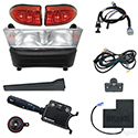 Build Your Own LED Light Bar Kit, Club Car Precedent 08.5+, 12v (Deluxe, OE Fit)